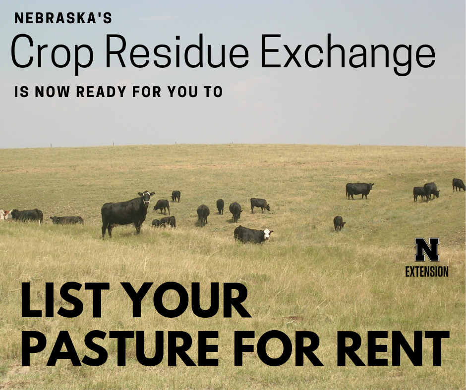 List your pasture for rent