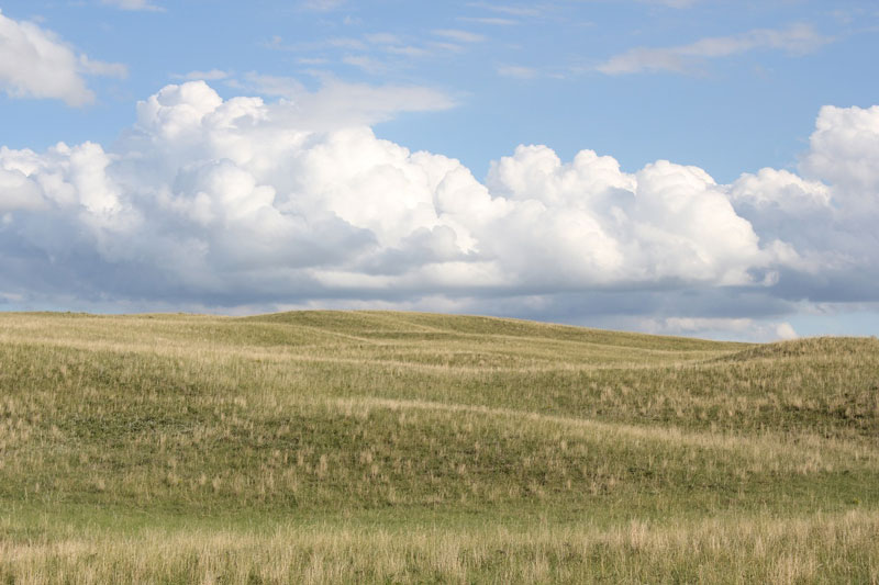 Rangeland in Nebraska