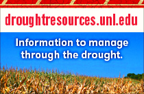 Drought Resources image and link to DroughtResources.unl.edu
