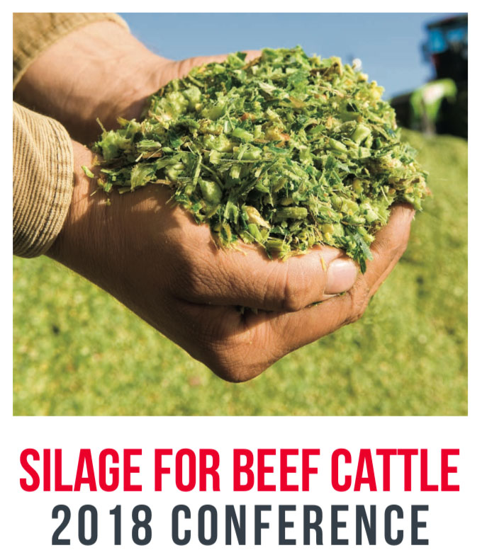 2018 Silage Conference graphic